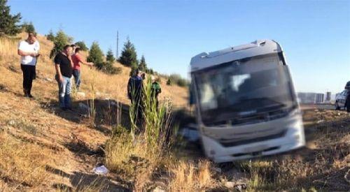 Dedeağaç'ta sığınmacıları taşıyan araç kaza yaptı: 10 ölü