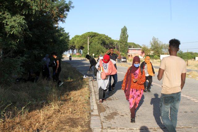 Ege Denizi'nde sığınmacılara zulüm