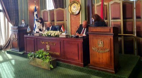 Yunanistan, Mısır ile MEB anlaşması imzaladı