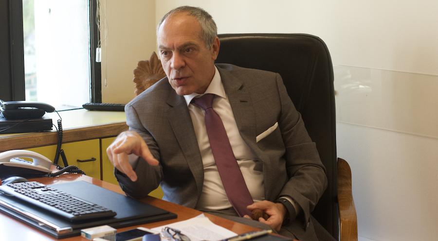 Miçotakis'in Ulusal Güvenlik Danışmanı Diakopoulos istifa etti