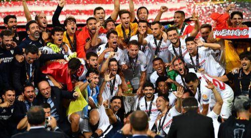 Sevilla 6. kez UEFA Avrupa Ligi şampiyonu