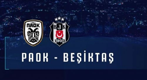 PAOK'tan Beşiktaş'a sürpriz
