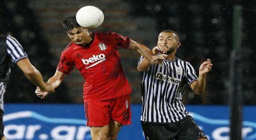 Beşiktaş, Selanik'ten İstanbul'a eli boş döndü