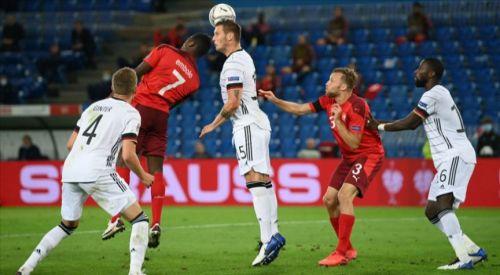 UEFA Uluslar Ligi'nin ikinci haftasına 10 maçla devam edildi