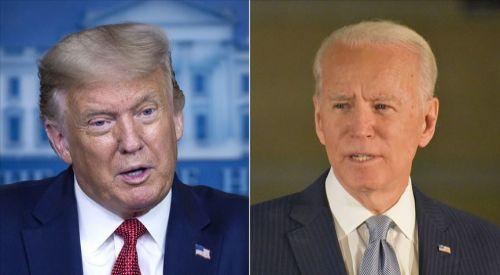 ABD halkı, başkanlık tartışmalarında Trump'ın Biden'ı yeneceğini düşünüyor