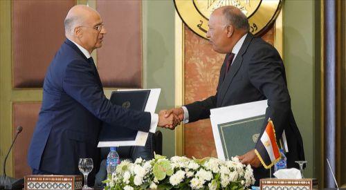 Yunanistan Mısır ile yaptığı kısmi deniz yetki anlaşmasını tamamlamak istiyor