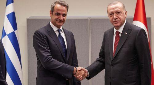 Εκπρόσωπος Ερντογάν: Ευνοϊκές οι συνθήκες για την επανέναρξη των συνομιλιών με την Ελλάδα