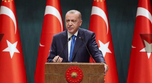Ερντογάν: Έχουμε την πρόθεση να κάνουμε όσο το δυνατόν περισσότερο χώρο στη διπλωματία
