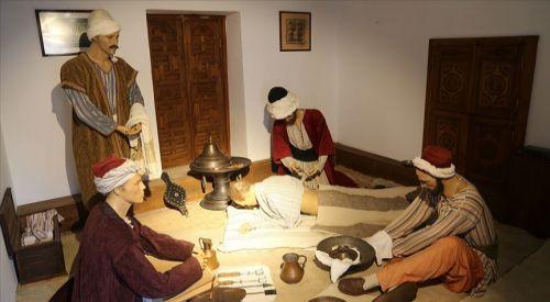 Osmanlı'da 'İnsana verilen değerin' anlatıldığı II. Bayezid Külliyesi Sağlık Müzesi