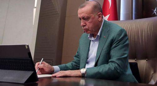 Erdoğan, AB liderlerine mektup yazdı: Yunanistan ile ön koşulsuz diyaloğa hazırız