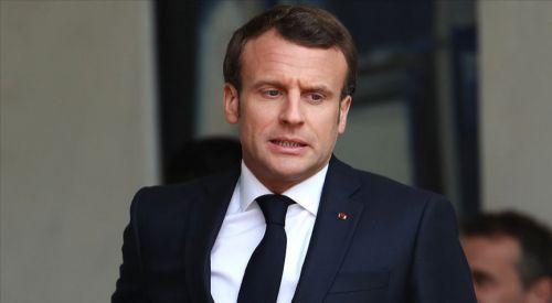 Macron'a başarısızlıklarını örtmek adına Müslümanları hedefe koyduğu eleştirisi