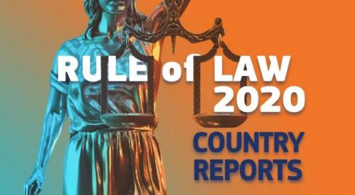 """AB Komisyonu """"hukukun üstünlüğü"""" konulu raporunu yayımladı"""