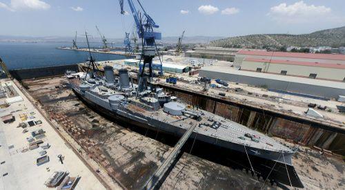 Yunanistan stratejik bir limanını daha ABD'ye satıyor