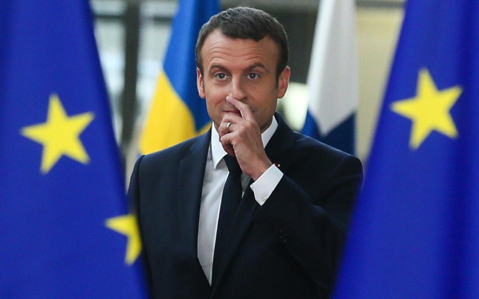 Macron'un İslam'a yönelik hezeyanları