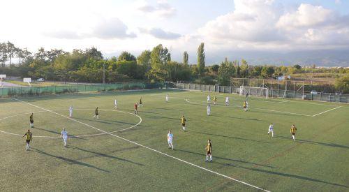 Elpides Komotinis takımı rakibi Filathlitikos'u 2-0 yendi