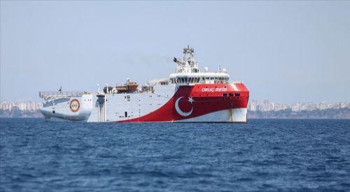 Τουρκία: Οι δραστηριότητες του Oruç Reis είναι τελείως εντός της τουρκικής υφαλοκρηπίδας