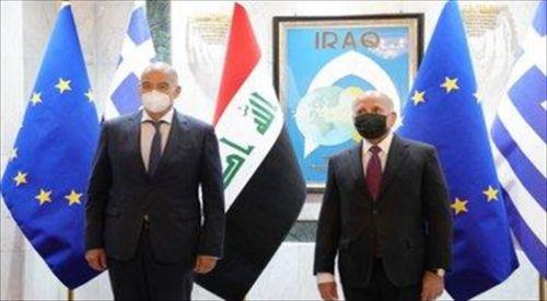 Irak Meclisi Dış İlişkiler Komisyonu, Dendias'ın Bağdat ziyaretini eleştirdi