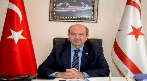 KKTC'de seçimleri kazanan Ersin Tatar oldu