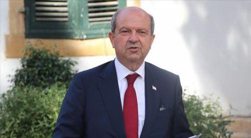 Kıbrıs Türk halkı yeni Cumhurbaşkanı Ersin Tatar'dan umutlu