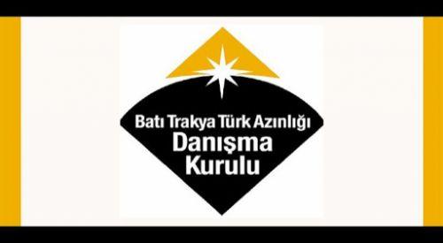 Türk Azınlığın talepleri Trakya Kalkınma Komisyonu'na iletildi