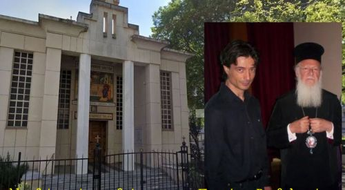 Fransa'da Yunan Ortodoks papaza saldıran kişi yakalandı