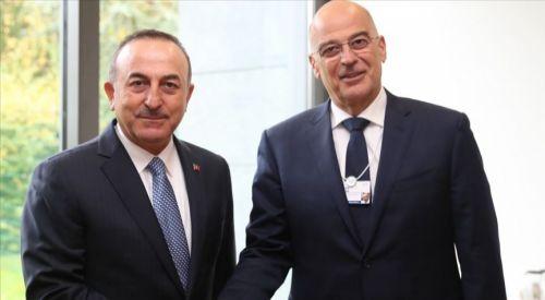 Türkiye ve Yunanistan dışişleri bakanları telefonda görüştü