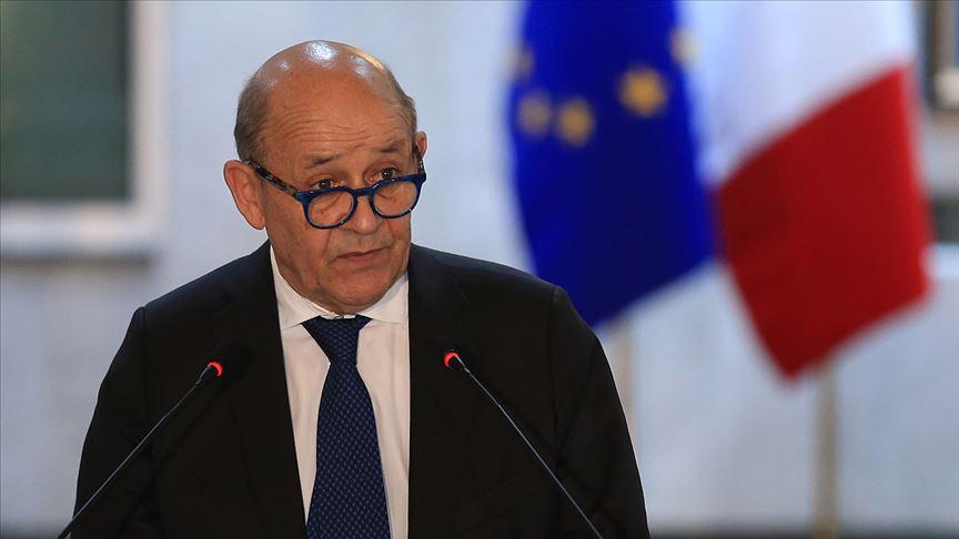 Fransa Dışişleri Bakanı: İslam'a saygı duyuyoruz