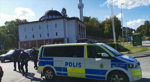 İsveç'te camiye mektupla 'tehlikeli madde' gönderildi