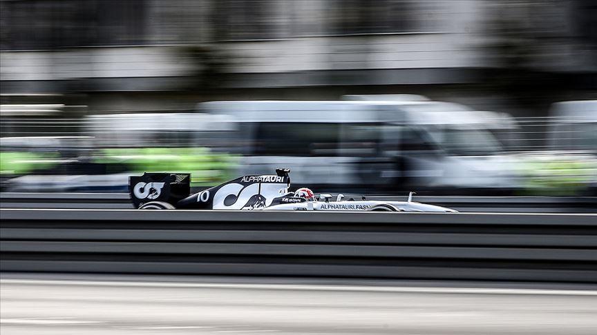 Formula 1'de heyecan DHL Türkiye Grand Prix'siyle sürecek