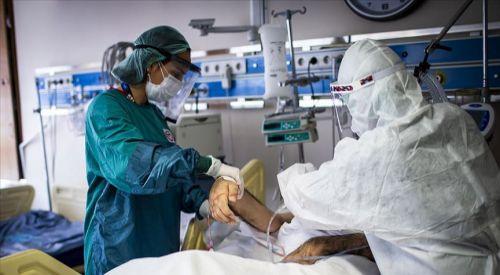 Dünya genelinde tedavisi süren Kovid-19 hastası sayısı 16 milyonu aştı