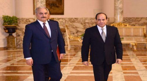Κοινοί δολοφόνοι Sisi και Haftar σκοτώνουν αδιάκριτα