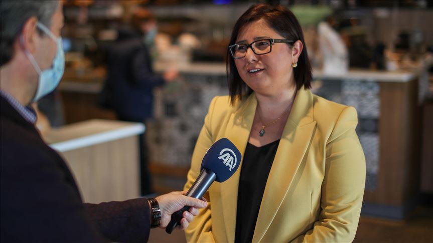 ABD'de yeni başkanı belirleyecek 538 delege arasında ilk kez bir Türk bulunuyor