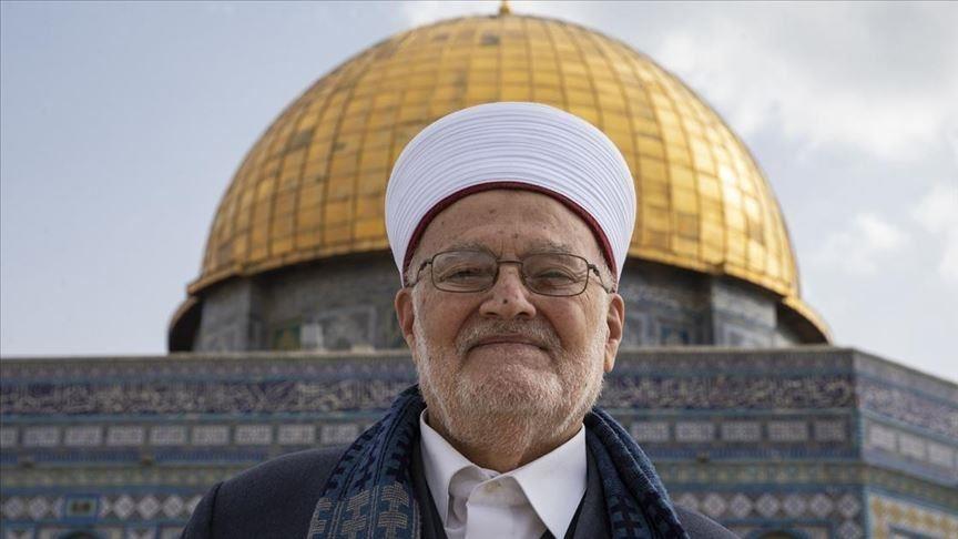 Mescid-i Aksa İmamı: Türkiye'nin Kudüs politikasını herkesin takip etmesini istiyoruz