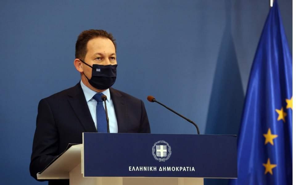 Yunanistan'da karantina bir hafta daha sürecek