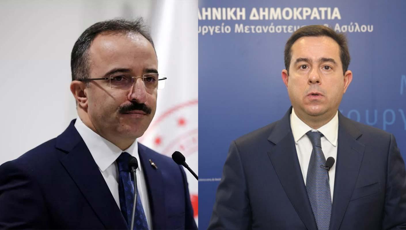 'Yunanistan Göç Bakanı kasıtlı ve yanlış bilgilerle suçlarını örtmeye çalışıyor'