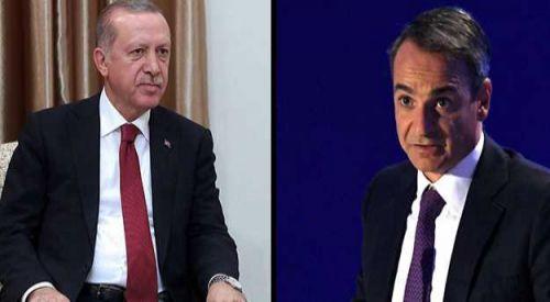 Erdoğan'dan Miçotakis'in açıklamalarına cevap: Hep masadan kaçma, hep yalan üzerine siyaset