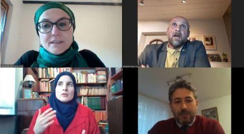 Η ABTTF συμμετείχε σε διαδικτυακή εκδήλωση για εγκλήματα μίσους κατά των Μουσουλμάνων