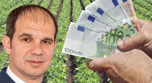 Ahmet İbram tarım ve hayvancılık sektörü için Bakan Voridis'ten mali destek talep etti