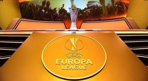 UEFA Avrupa Ligi'nde son 32 turu kuraları çekildi