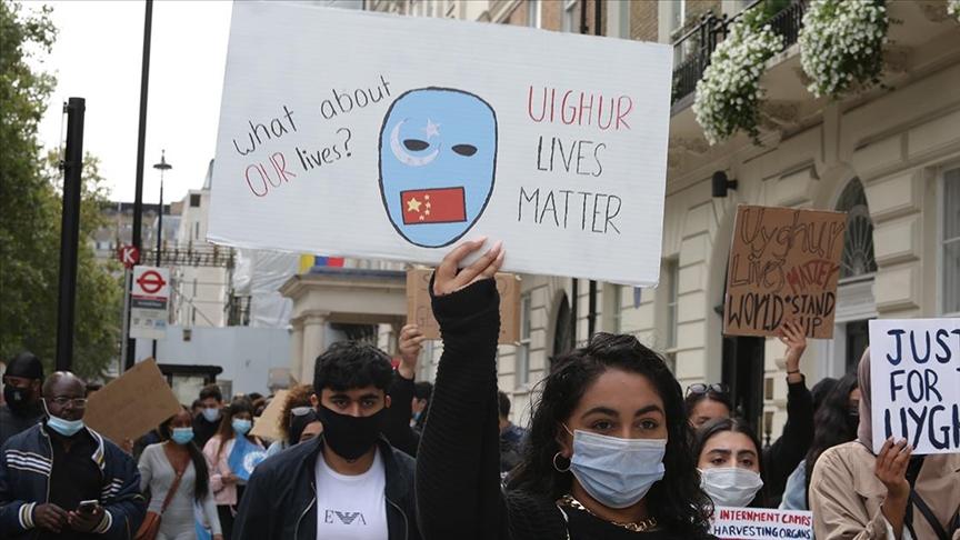 Çin'in yüz binlerce Uygur Türkü'nü tarlalarda zorla çalıştırdığı iddia edildi