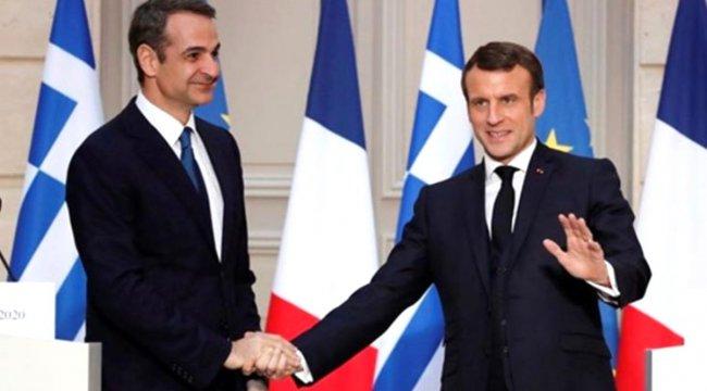 Krizdeki Yunanistan, Fransa'ya 2,3 milyar euro ödeyecek