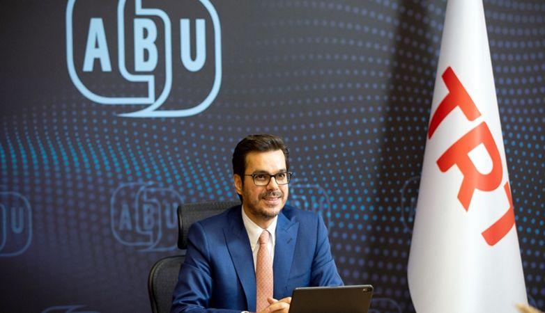 Βatı Trakyalı İbrahim Eren ABU Başkanı seçildi