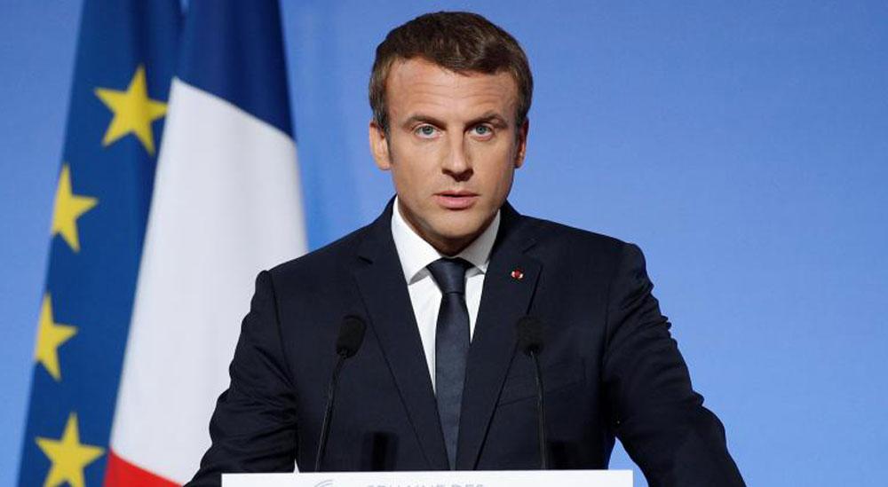 Fransa'da halkın çoğu Macron'dan memnun değil