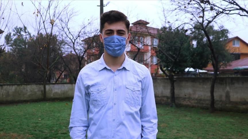 '18 yaşında olmama rağmen bu hastalığı ağır geçirdim'