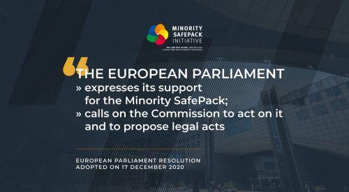 Ιστορική απόφαση του Ευρωπαϊκού Κοινοβουλίου