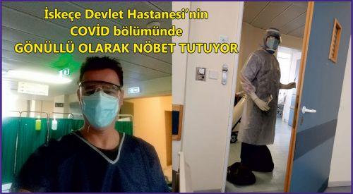 Dr. Hüseyin Baltacı'dan örnek davranış