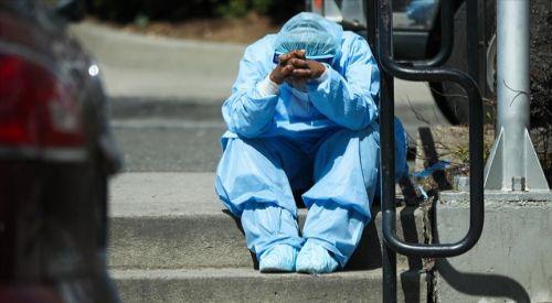ABD'ye Kovid-19 salgınında 'en kötüyü henüz yaşamamış olabileceği' uyarısı