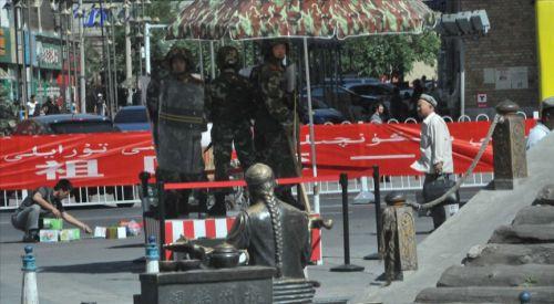 Çin'de Uygur Türklerinin zorla çalıştırıldığı iddia edildi