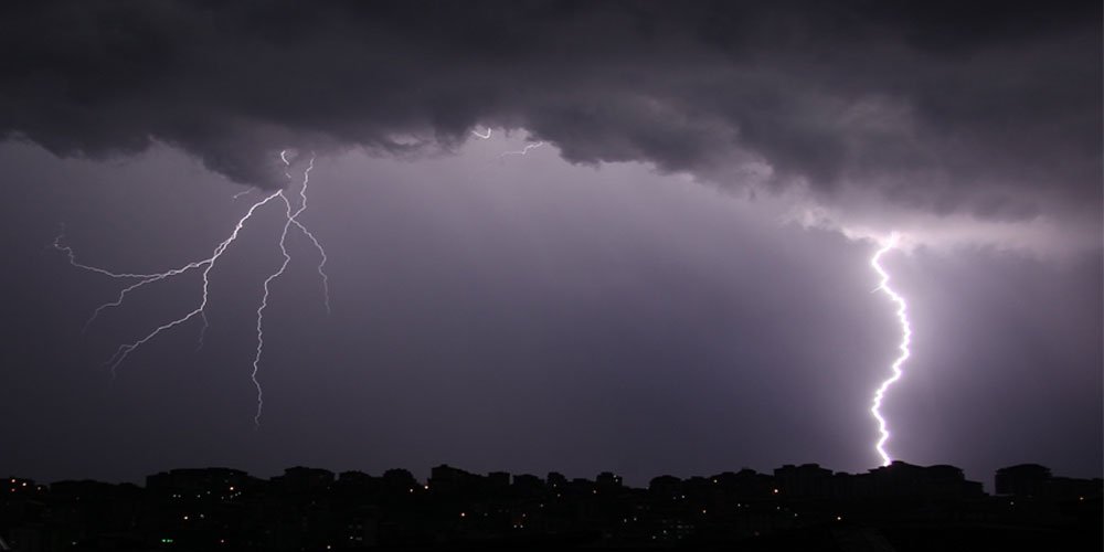 Ulusal Meteoroloji Kurumu kötü hava koşulları için uyardı