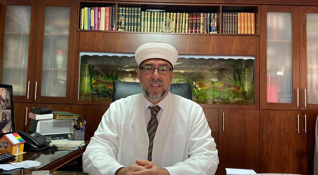 İskeçe Müftüsü Ahmet Mete: İslam dini Hak dindir